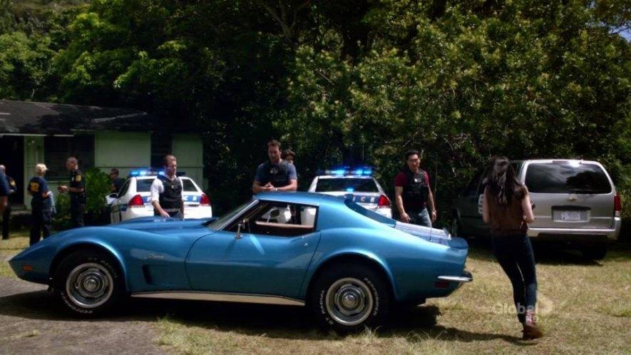 Mcgarrett S Car In Hawaii Five O