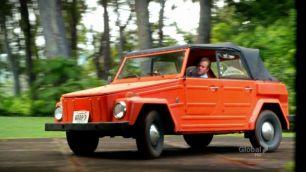Dr. Max Bergman's 1974 Volkswagen Thing