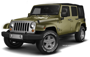 """In the language of the proud servicemen and servicewomen who truly exemplify freedom, being """"on the move"""" or """"on mission"""" represents the special status given to those who have served to protect our country. The Jeep® brand is proud to honor this duty to country with the new Wrangler and Wrangler Unlimited Freedom Edition."""