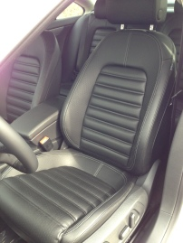 V-Tex Leatherette seating