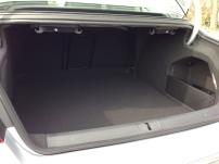 Very spacious trunk