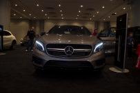 Mercedes Benz GLA45 AMG