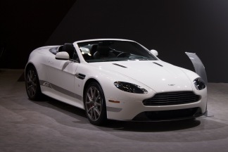 Aston Martin V8 Vantage Convertible
