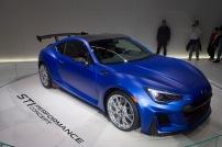 Subaru BR-Z STi Performance Concept