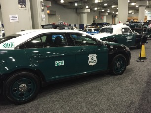 Ford Taurus Police Interceptor & 1951 Plymouth Concord