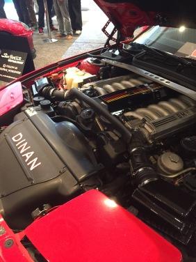 BMW 850CSi Dinan