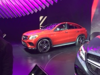 Mercedes-Benz GLE63 Coupe