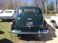 1941 Fleetwood Series 75 Limousine