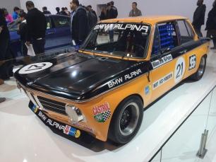 1970 BMW ALPINA 2002ti Race Car