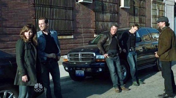 Chicago P.D.'s Intelligence Unit