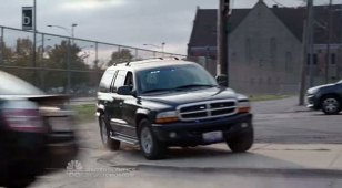 Sgt. Voight's 2003 Durango, which was replaced by a 2015 Cadillac Escalade