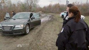 Det. Lindsay's 2012 Chrysler 300