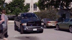 Sr. Det. Dawson's 2002 Dodge Ram, replacing his 2002 Cadillac Seville STS