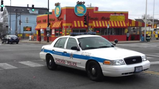 Chicago P.D. Marked Ford Crown Victoria