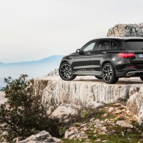 The 2017 Mercedes-AMG GLC43