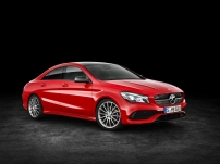 The 2017 Mercedes-Benz CLA