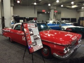 """1961 Plymouth Savoy from """"Car 54, Where are You?"""""""